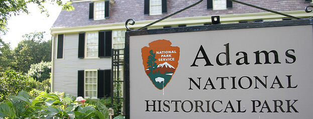 adams national historical park by bestinquincy.com