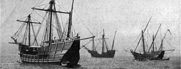 Christopher Columbus's ships