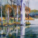 Gallery at Briarwood Gene McCarthy Reflection