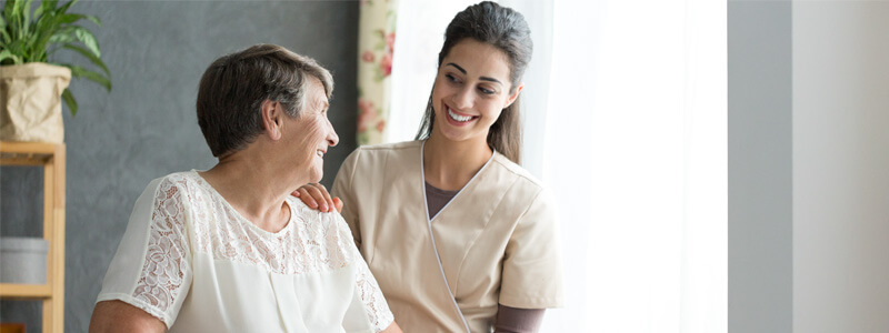 assisted living facility services