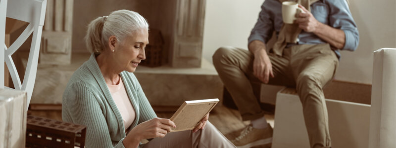 downsizing and moving seniors