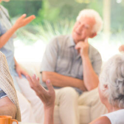 assisted living services and amenities