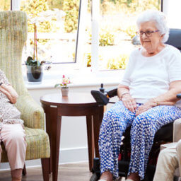 activities in a retirement community