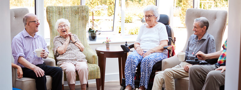activities in a retirement community