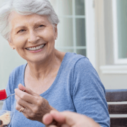 healthy eating for seniors